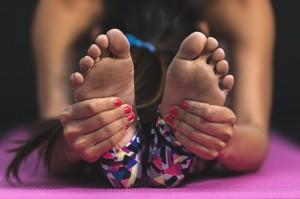 обувки за йога
